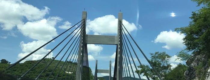 Puente Orizaba is one of Locais curtidos por Edgar.