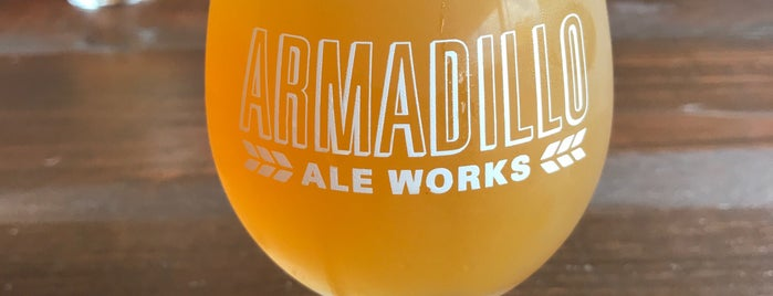 Armadillo Ale Works is one of Russ's Liked Places.