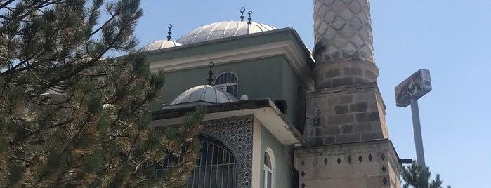 Arife Adem Camii is one of Kütahya | Spiritüel Merkezler.