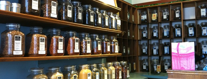 Perennial Tea Room is one of Juice Bars & Tea Houses.