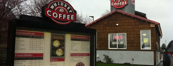Whidbey Coffee is one of Lieux qui ont plu à Adam.
