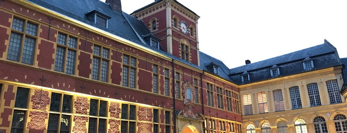 Hospice Comtesse is one of Lille.