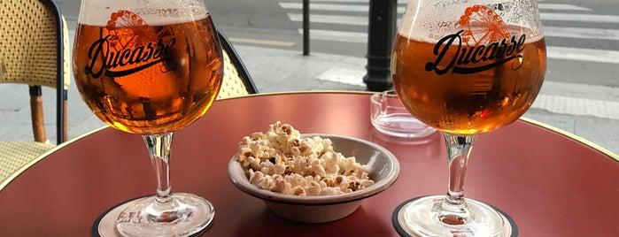 Café Étienne Marcel is one of Paris II 🇫🇷.