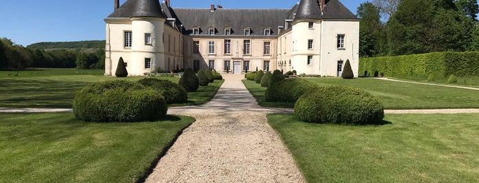 Château de Condé is one of Champagne.