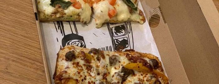 Sicilia's Pizza Cuts is one of Riyadh.