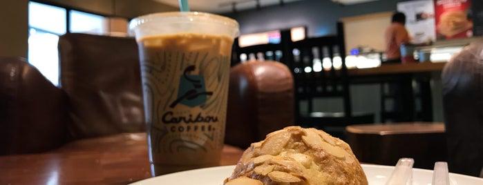 Caribou Coffee is one of AditBobo'nun Beğendiği Mekanlar.