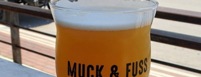 Muck And Fuss Craft Beer And Burger Bar is one of KATIEさんのお気に入りスポット.