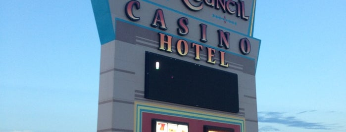 First Council Casino & Hotel is one of Matthew : понравившиеся места.