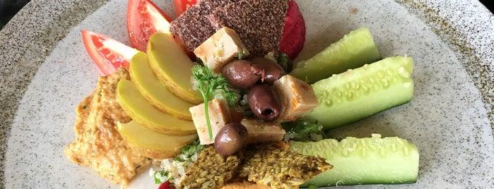 Moksa Plant-based Cuisine is one of Bali.