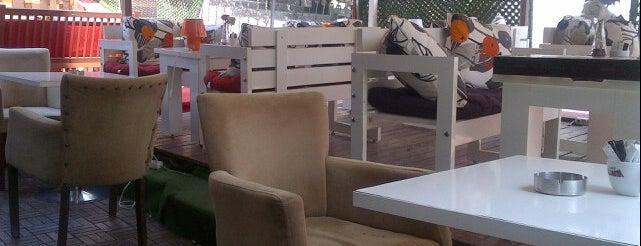 Saklı Çeşme Nargile Kafe is one of # istanbul.
