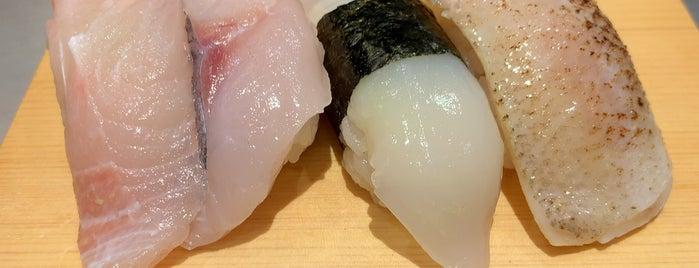 Uogashi Nihon-Ichi is one of Tokyo.