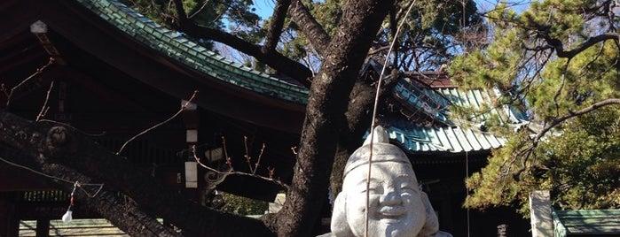 荏原神社 is one of Trip / 東海七福神巡り.