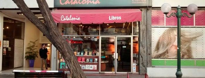 Librería Catalonia is one of santiago, chile.