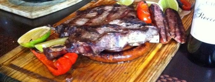 La Forja is one of Restaurantes por visitar..