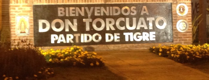 Don Torcuato is one of MIS LUGARES HABITUALES.