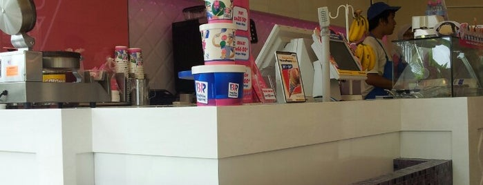 Baskin-Robbins is one of Rahmat 님이 좋아한 장소.