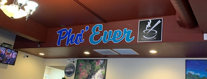 Pho Ever is one of Washington State - (King County).