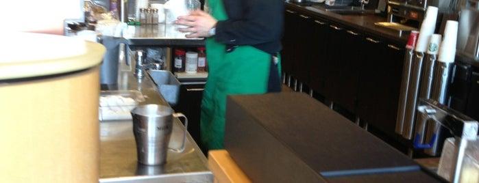 Starbucks is one of Free WIFI.