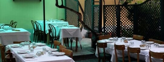 Osteria Antiche Sere is one of ZeroGuide • Torino.