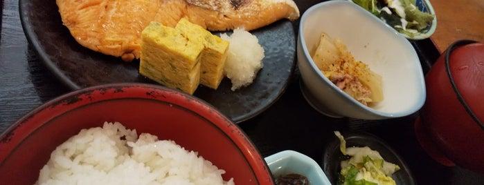 かっぽうや 鷹 is one of 西新宿ランチボックス.