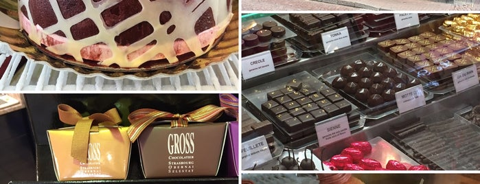 Patisserie Gross is one of Best of Alsace.