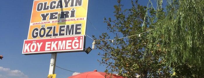 Olcay'ın Yeri is one of Yolda Yemek.