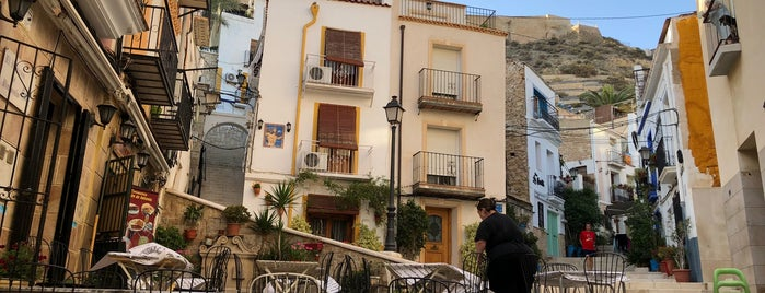Plaza Del Carmen is one of Alicante #4sqCities.