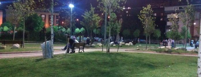 Muhsin Yazıcıoğlu Parkı is one of Gespeicherte Orte von Hüseyin Batur.