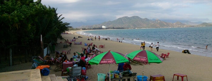 Binh Son Beach is one of Ninh Thuan.