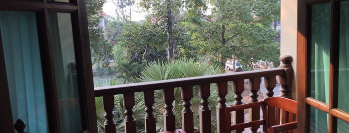 angkor sayana hotel & spa is one of สถานที่ที่ Pagna ถูกใจ.