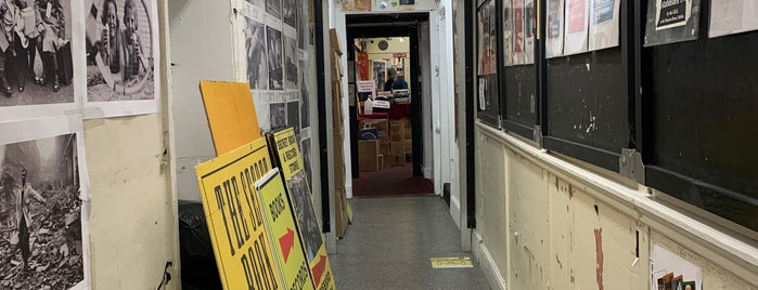 Secret Book & Record Store is one of ireland.