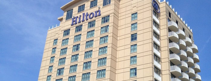 Hilton Virginia Beach Oceanfront is one of Crash Pads.