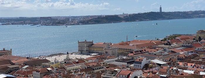 Miradouro do Castelo de São Jorge is one of Lisboa/Portugal.