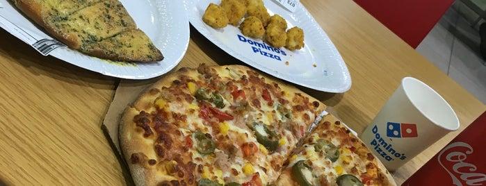 Domino's Pizza is one of Yesim 님이 좋아한 장소.