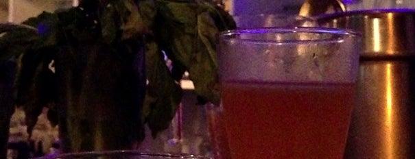 Beatnik Bar is one of Baltimore Sun's 50 Best Bars (2013).