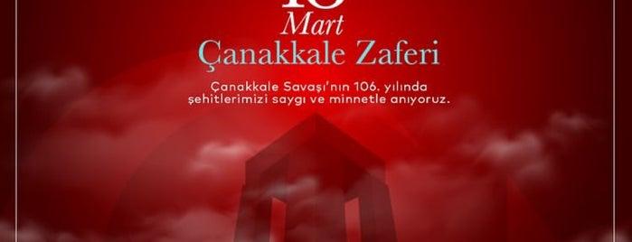 Medicana Bursa is one of Tempat yang Disukai Erkan.