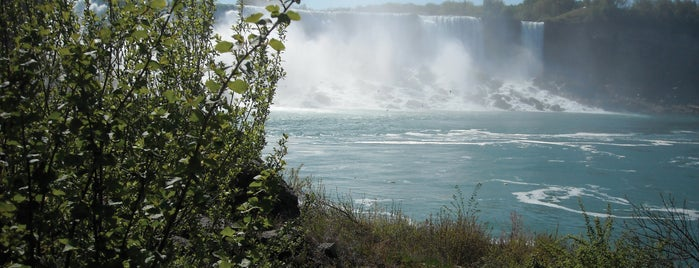 Hornblower Niagara Cruises is one of Lieux qui ont plu à Mark.