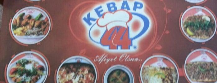 Kebap 44 is one of T.
