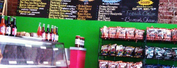 Snarf's Sandwiches is one of Hot List 2013 Winners.