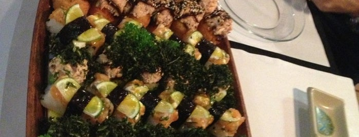 Itiban Japanese Food is one of Locais salvos de Jaqueline.