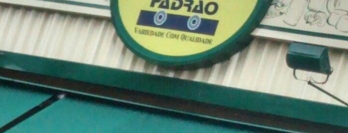 Supermercado Padrão is one of Pinheiros.