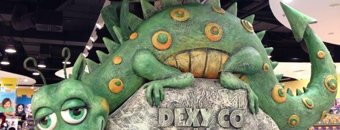 Dexy Co Kids is one of Lugares favoritos de Marija.