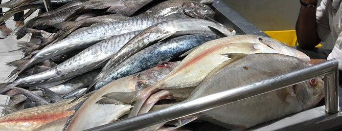 Kish Fish Market | بازار ماهی کیش is one of shopping centers.