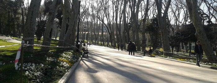 Парк Гюльхане is one of Findistanbul.com.
