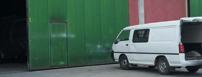 Ali Riza Usta Tanker is one of Hüseyin'in Beğendiği Mekanlar.