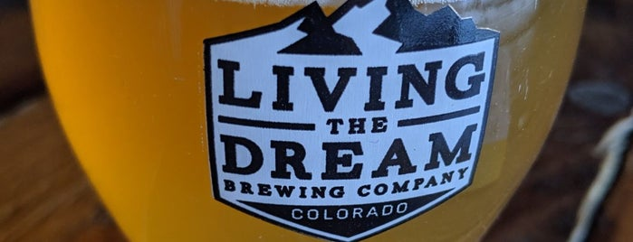 Living The Dream Brewing is one of Lugares favoritos de Ⓔⓡⓘⓒ.
