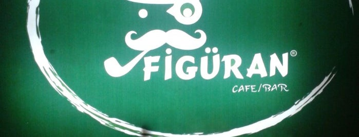 Figüran Cafe & Bar is one of Resul 님이 좋아한 장소.