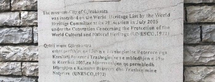 Gjirokastra is one of Balkans.