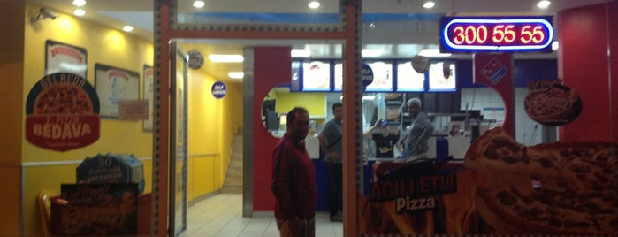 Domino's Pizza is one of Trabzon.