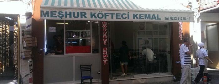 Meşhur Köfteci Kemal is one of Lugares favoritos de Sakis.